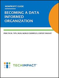 Becoming a Data Informed Organization_Cover
