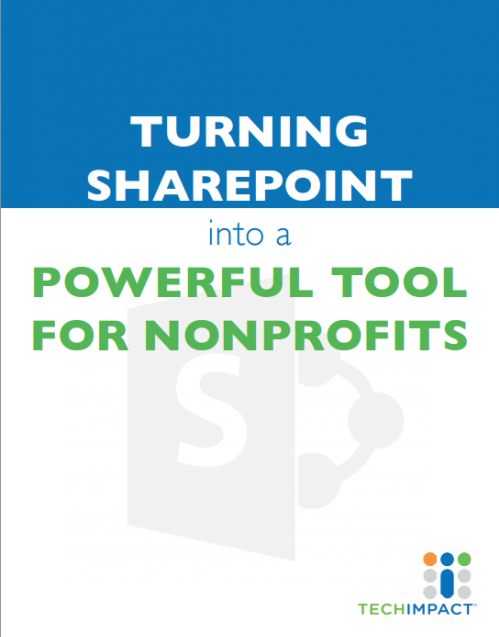 Turning-SharePoint-into-a-Powerful-Tool-for-Nonprofits-e1438293195712
