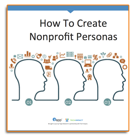How To Create Nonprofit Personas