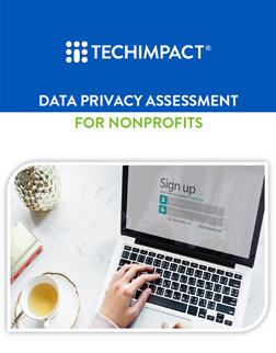 Data Privacy Assessment Cover
