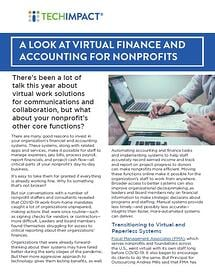 virtual finance cover